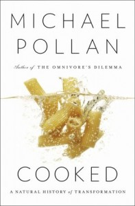 The Book cooked by michael pollan