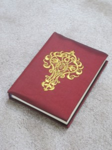 writing journal made in Thailand; StephanieRische.com