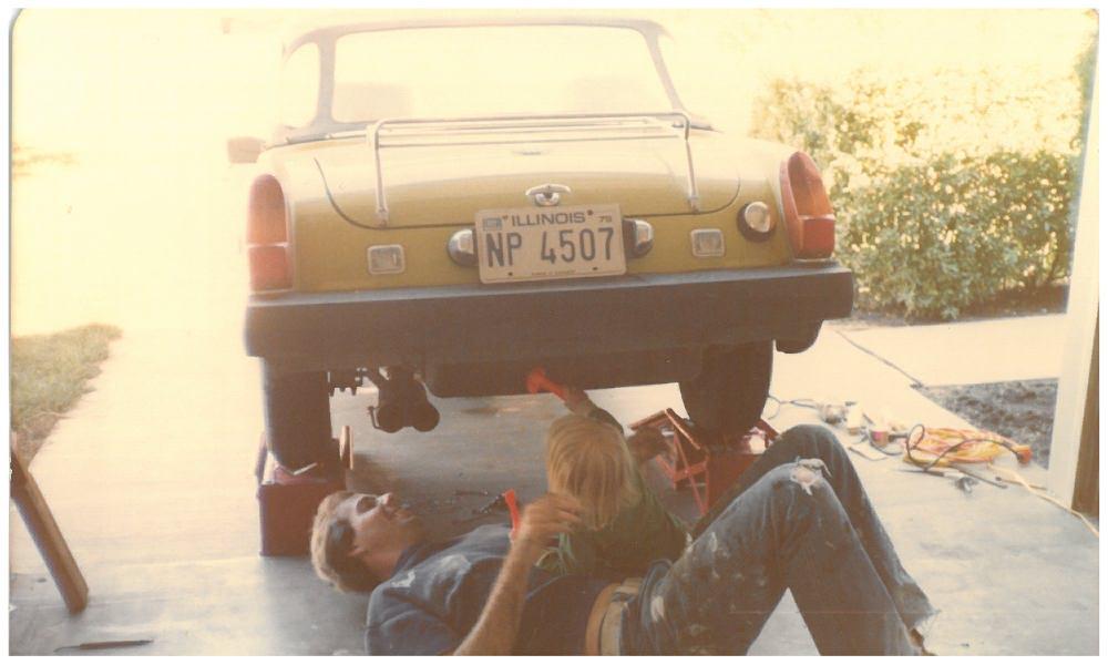 dad car
