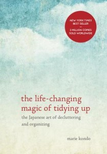 Lifechanging art of tidying up